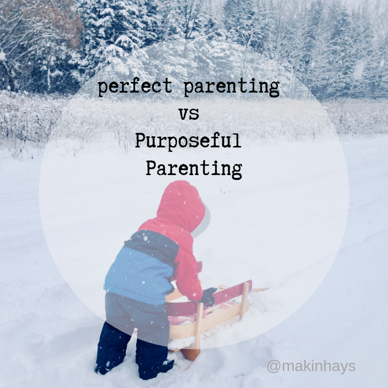 perfect parent /Purposeful Parent